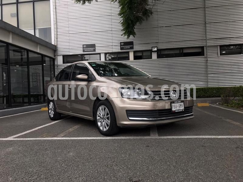 Foto Volkswagen Vento Comfortline usado (2017) color Beige precio $148,000