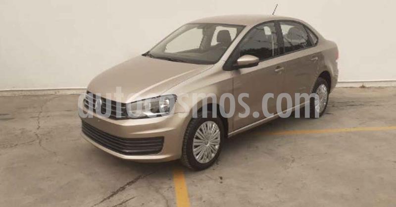 Volkswagen Vento Startline Aut usado (2020) color Beige precio $183,900