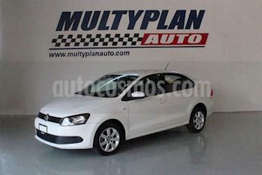 Volkswagen Vento Active Aut usado (2014) color Blanco precio $146,000