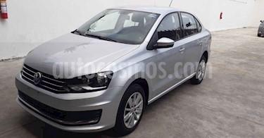 Volkswagen Vento 4p Confortline L4/1.6 Aut usado (2019) color Plata precio $165,900