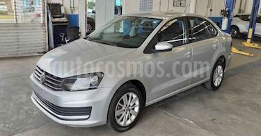 Volkswagen Vento 4 pts. Comfortline Tiptronic usado (2018) color Plata precio $129,900