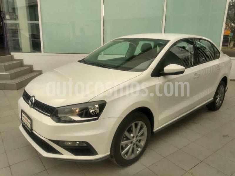 Volkswagen Vento Comfortline Plus Aut usado (2020) color Blanco precio $260,000