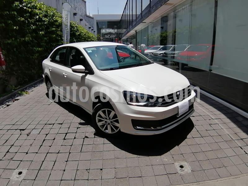 Volkswagen Vento Comfortline usado (2017) color Blanco precio $159,000