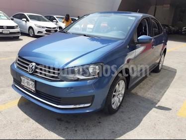 Volkswagen Vento 4P COMFORTLINE AT A/AC. RA-15 usado (2019) precio $210,000