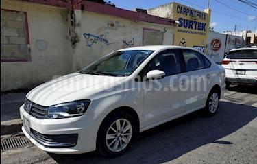 Volkswagen Vento Comfortline Aut usado (2016) color Blanco precio $130,000