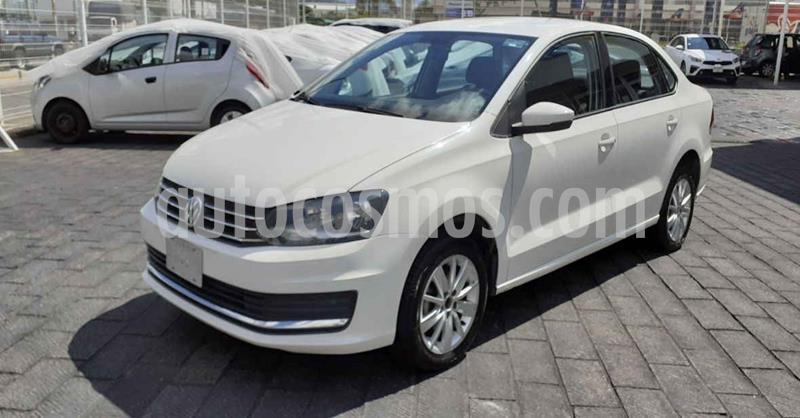 Volkswagen Vento Comfortline Aut usado (2019) color Blanco precio $169,900