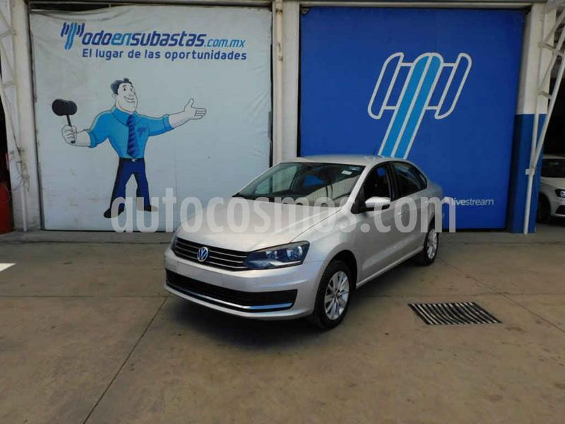 Volkswagen Vento Comfortline usado (2019) color Plata precio $104,000