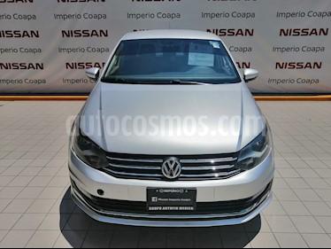 Volkswagen Vento Comfortline usado (2018) color Blanco precio $175,000