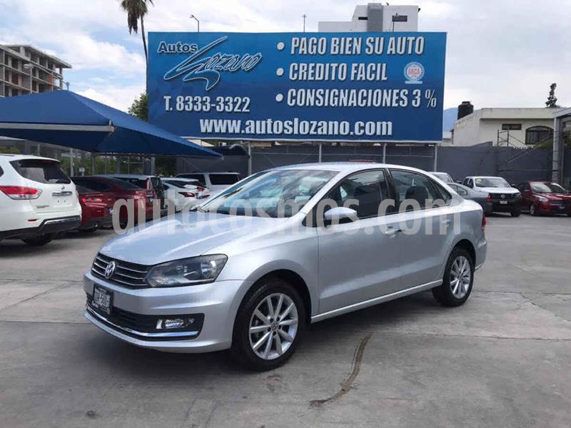 Foto Volkswagen Vento Highline usado (2019) color Plata precio $206,900