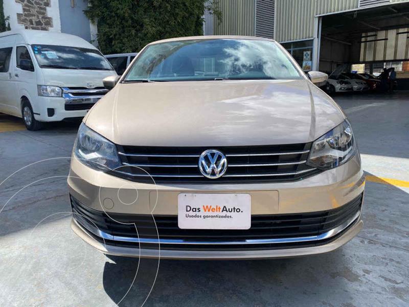 Volkswagen Vento Comfortline usado (2020) color Beige precio $240,000