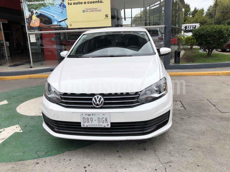 Volkswagen Vento Startline usado (2019) color Blanco precio $179,990