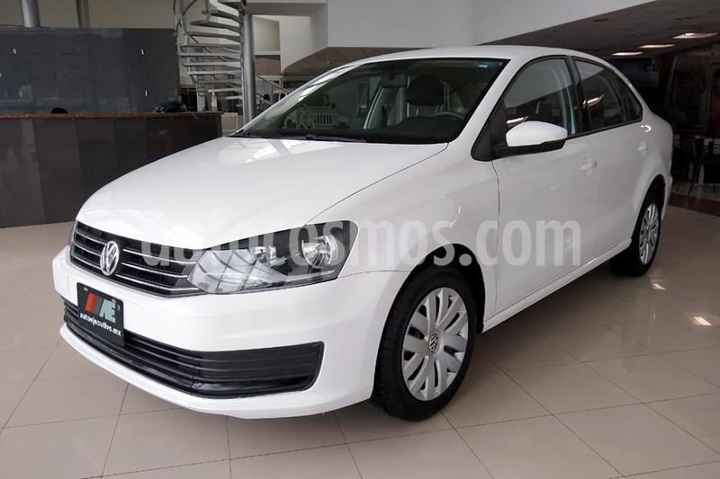 Volkswagen Vento Startline Aut usado (2019) color Blanco precio $179,900