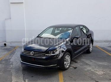 Volkswagen Vento Comfortline usado (2018) color Negro precio $235,000