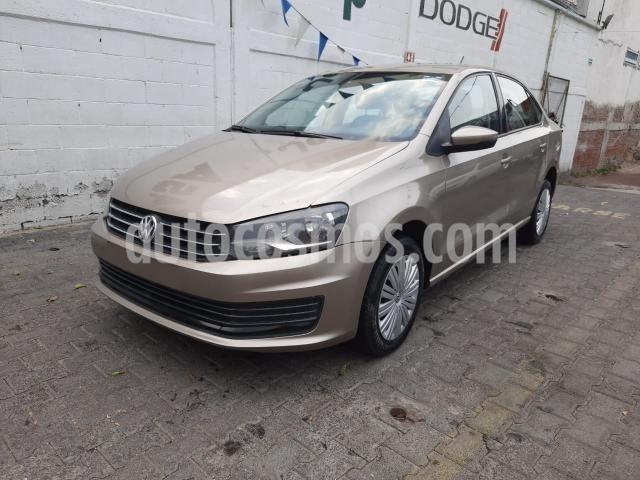 Volkswagen Vento Startline usado (2016) color Beige precio $148,000