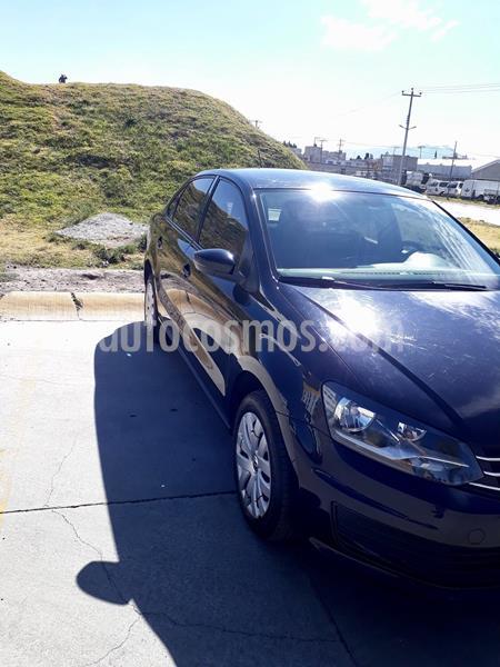 Volkswagen Vento Startline usado (2019) color Negro Profundo precio $159,000