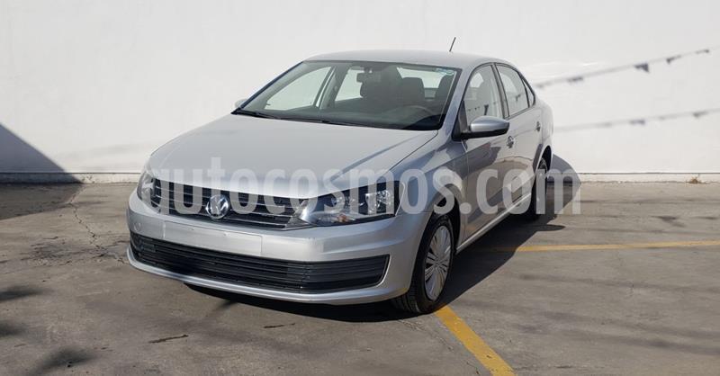 Volkswagen Vento Startline Aut usado (2020) color Plata Dorado precio $183,900