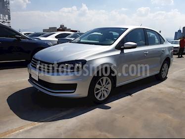 Foto Volkswagen Vento Comfortline usado (2019) color Plata precio $229,000