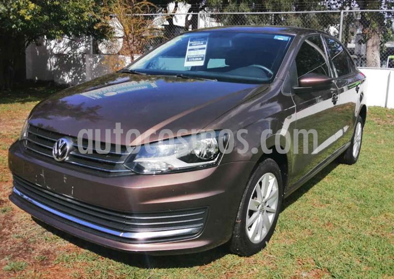 Volkswagen Vento Comfortline usado (2018) color Blanco precio $165,000