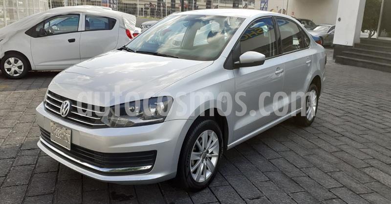 Volkswagen Vento TDI Comfortline Aut usado (2019) color Plata Dorado precio $171,900