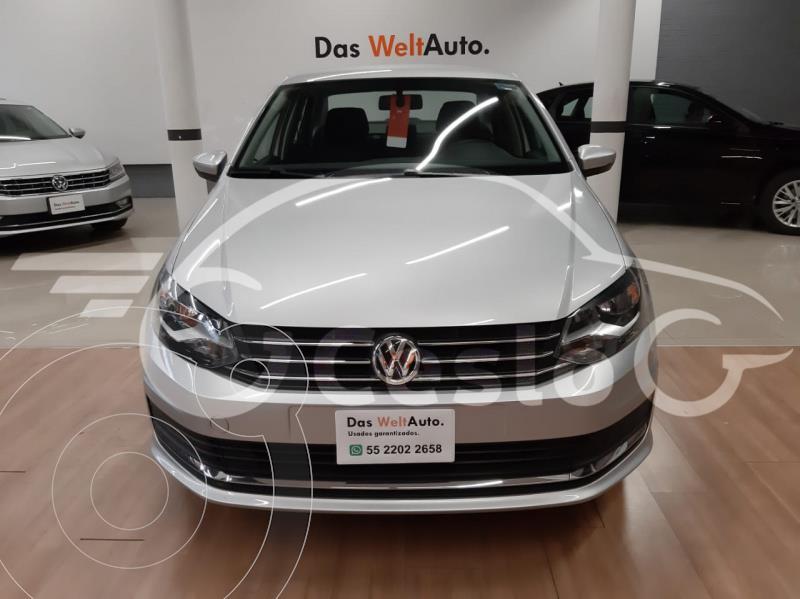 Foto Volkswagen Vento COMFORTLINE 1.6L L4 105HP MT usado (2020) color Plata Reflex precio $240,000