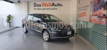 Volkswagen Vento Comfortline TDI usado (2019) color Gris Carbono precio $245,000