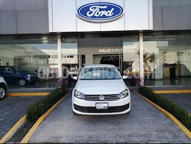 Volkswagen Vento STARLINE STD usado (2018) color Blanco precio $155,000