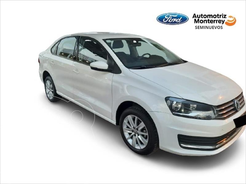 Foto Volkswagen Vento COMFORTLINE STD. usado (2020) color Blanco precio $229,900