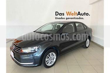 Volkswagen Vento 4p Confortline L4/1.6 Aut usado (2020) color Gris precio $228,500