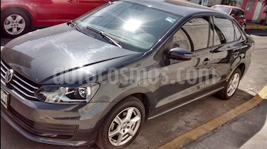 Foto Volkswagen Vento Startline usado (2014) color Gris precio $149,000