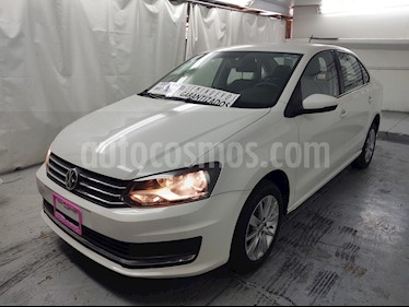 Volkswagen Vento Comfortline Aut usado (2018) color Blanco Candy precio $169,000