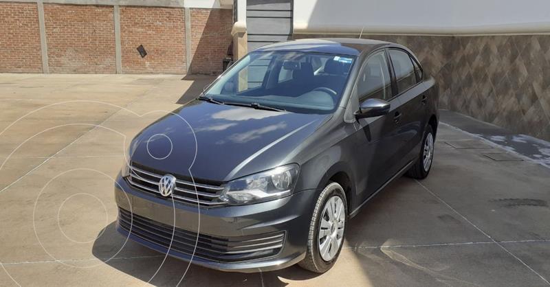 Foto Volkswagen Vento Startline Aut usado (2020) color Gris precio $189,900