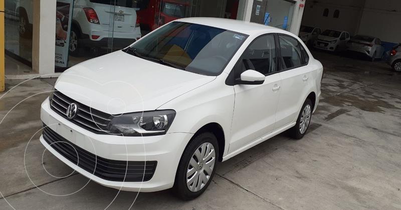 Volkswagen Vento Startline Aut usado (2020) color Blanco precio $186,900