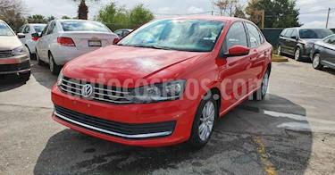 Volkswagen Vento Comfortline Aut usado (2018) color Rojo precio $139,900