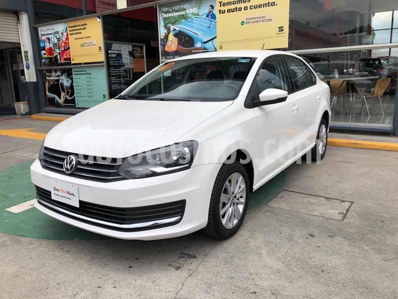 Volkswagen Vento Comfortline Aut usado (2019) color Blanco precio $211,990