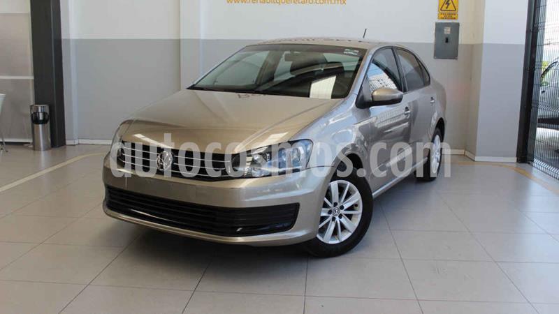 Volkswagen Vento Comfortline Aut usado (2016) color Beige precio $160,000