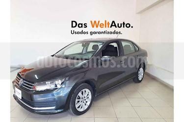 Volkswagen Vento 4p Confortline L4/1.6 Man usado (2019) color Gris precio $226,396