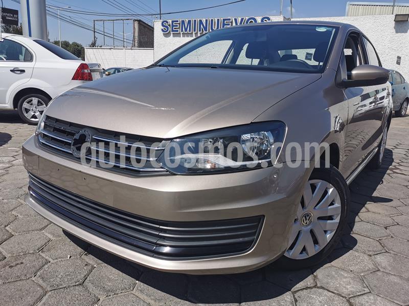 Foto Volkswagen Vento Startline usado (2019) color Beige Metalico precio $190,000