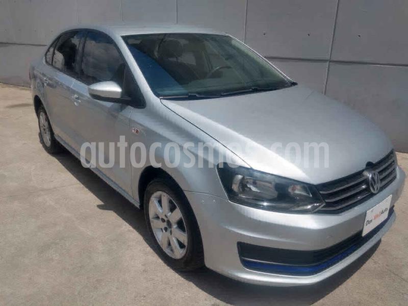 Volkswagen Vento Active TDI usado (2015) color Plata precio $149,000
