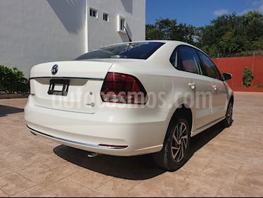 Volkswagen Vento Sound usado (2018) color Blanco Candy precio $210,000