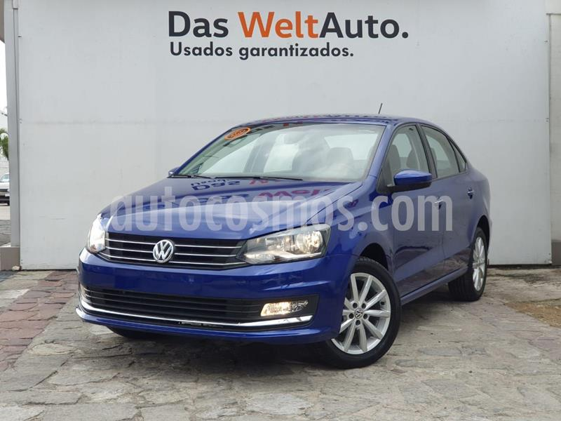 Volkswagen Vento Highline usado (2020) color Azul precio $235,000