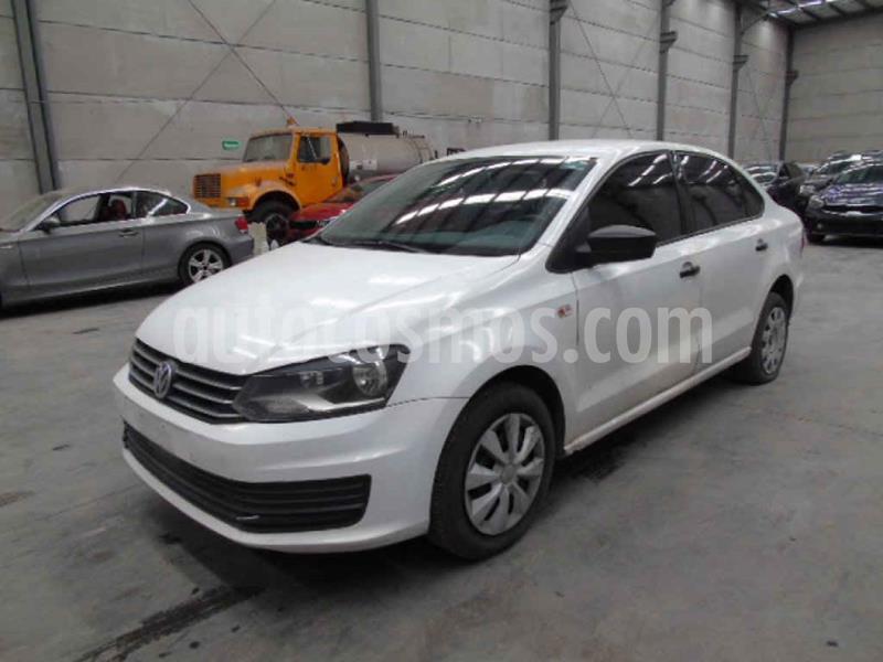 Volkswagen Vento Startline usado (2017) color Blanco precio $57,000