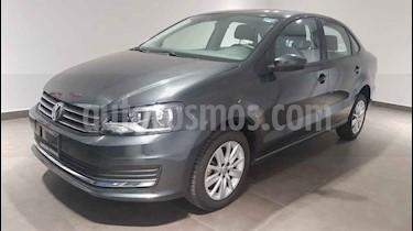 Volkswagen Vento 4p Confortline L4/1.6 Aut usado (2019) color Gris precio $232,000