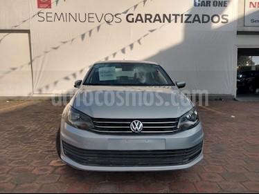 Volkswagen Vento Startline usado (2016) color Plata precio $130,000