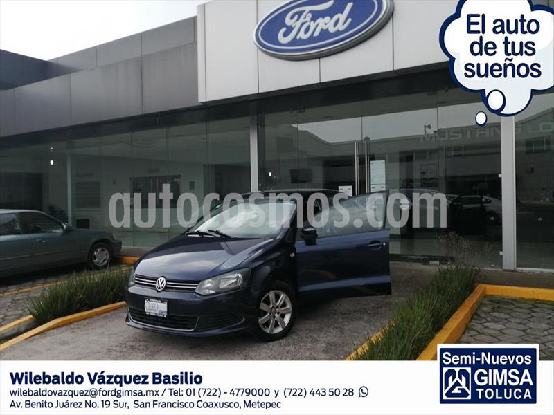 Volkswagen Vento Active Aut usado (2015) color Azul Marino precio $110,000
