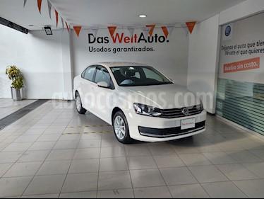 Volkswagen Vento Comfortline usado (2020) color Blanco Candy precio $229,000