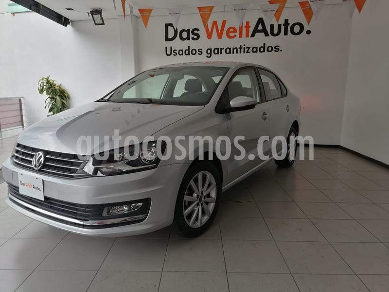 Volkswagen Vento Vento usado (2020) color Plata Reflex precio $249,000