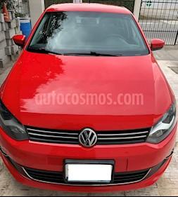 Volkswagen Vento Highline Aut usado (2015) color Rojo Flash precio $145,000