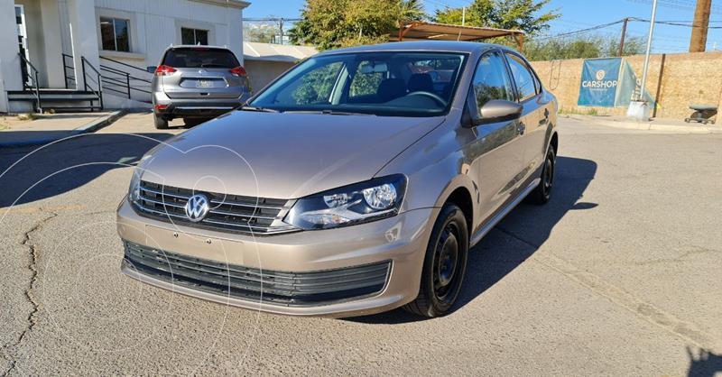 Foto Volkswagen Vento Startline Aut usado (2020) color Beige precio $199,900