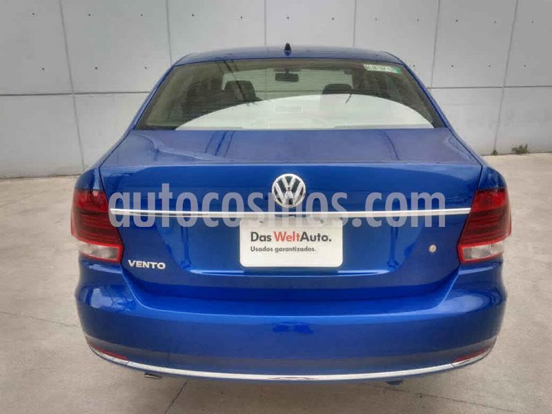 Volkswagen Vento Highline usado (2019) color Azul precio $220,000