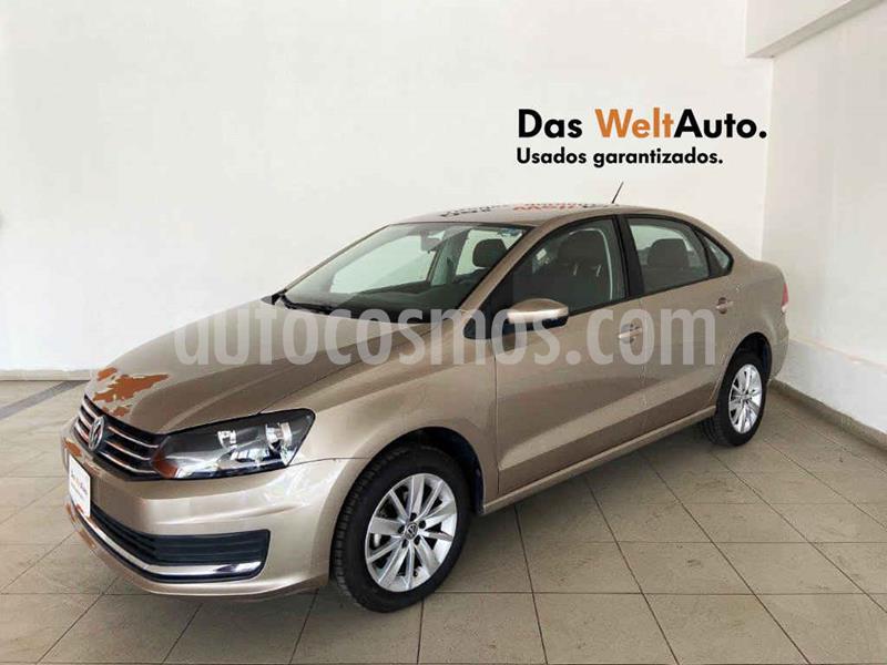 Foto Volkswagen Vento Comfortline Aut usado (2019) color Beige precio $218,702